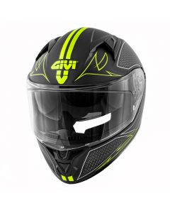 ΚΡΑΝΟΣ H50.6 STOCCARDA SLPINTER BLACK/YELLOW| GIVI