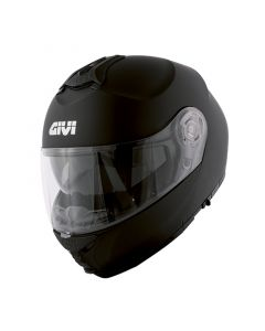ΚΡΑΝΟΣ FLIP-UP HX-20 MATT BLACK| GIVI