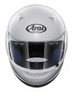 ΚΡΑΝΟΣ QV PLAIN DIAMOND WHITE| ARAI
