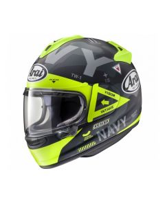 ΚΡΑΝΟΣ CHASER-X DESIGN NAVY BLACK MATT| ARAI