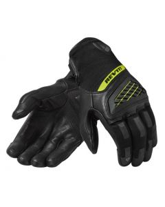 ΓΑΝΤΙΑ NEUTRON 3 FGS145 BLACK/NEON YELLOW| REV'IT