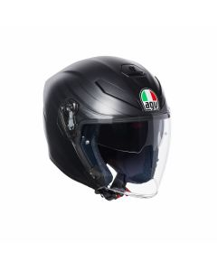 ΚΡΑΝΟΣ K5 JET MULTI ORBITER MATT BLACK / GREY | AGV
