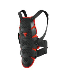 ΠΡΟΣΤΑΣΙΑ ΠΛΑΤΗΣ PRO-SPEED BACK LONG BLACK/RED 1876170 | DAINESE