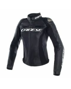 ΔΕΡΜΑΤΙΝΟ ΜΠΟΥΦΑΝ RACING 3 LADY BLACK / BLACK / BLACK 201533788 | DAINESE