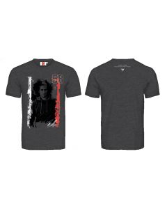 T-SHIRT MARCO 58 GREY ANTHRACITE 2035007 | MARCO SIMONCELLI