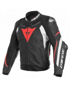 ΔΕΡΜΑΤΙΝΟ ΜΠΟΥΦΑΝ SUPER SPEED 3 BLACK / WHITE / FLUO-RED 201533808 | DAINESE