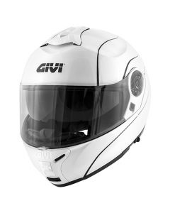 ΚΡΑΝΟΣ FLIP-UP X21 CHALLENGER GLOSS WHITE | GIVI