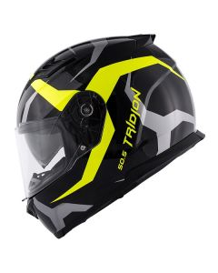 ΚΡΑΝΟΣ H50.5 TRIDION VORTIX YELLOW/BLACK | GIVI