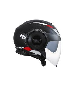 ΚΡΑΝΟΣ JET FLUID MULTI EQUALIZER BLACK/GREY | AGV