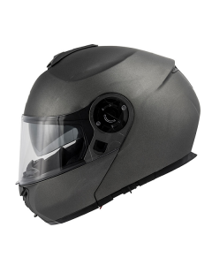 ΚΡΑΝΟΣ FLIP-UP X21 CHALLENGER BLACK MATT | GIVI