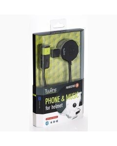 ΑΚΟΥΣΤΙΚΟ BLUETOOTH HANDSFREE 1.0 - HF1DUAL | TWIINS|