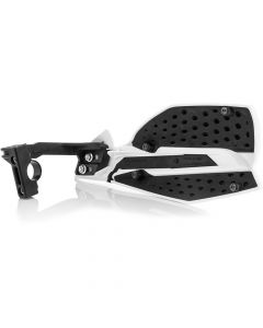 ΠΡΟΣΤΑΣΙΑ ΧΕΡΙΩΝ X-ULTIMATE HANDGUARDS WHITE/BLACK 22115.237| ACERBIS