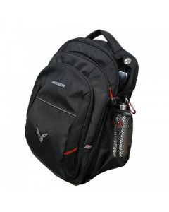 ΣΑΚΙΔΙΟ ΠΛΑΤΗΣ RIDER BAG BLACK/RED| NORDCODE
