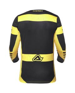 ΜΠΛΟΥΖΑ MX CASPIAN BLACK/YELLOW 23320.318| ACERBIS