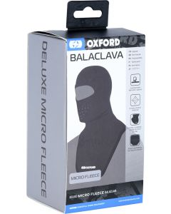 ΜΠΑΛΑΚΛΑΒΑ CA035 DELUXE BALACLAVA MICRO FLEECE BLACK| OXFORD