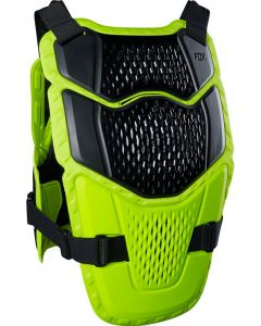 ΠΡΟΣΤΑΣΙΑ ΘΩΡΑΚΑ RACEFRAME IMPACT-CE 24265-130 FLUO YELLOW| FOX
