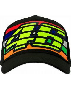 ΚΑΠΕΛΟ STRIPES CAP BLACK VRMCA350204| VR46