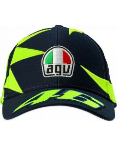 ΚΑΠΕΛΟ SUN AND MOON HELMET REPLICA VRMCA350702| VR46