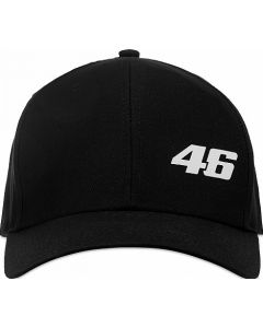 ΚΑΠΕΛΟ CORE SMALL 46 CAP BLACK COMCA325204| VR46