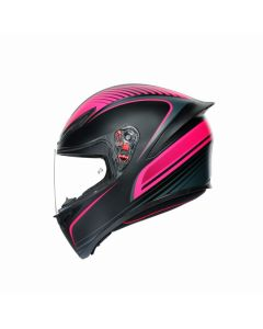 ΚΡΑΝΟΣ K1 WARMUP BLACK/PINK  | AGV