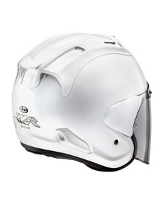ΚΡΑΝΟΣ SZ-R VAS PLAIN DIAMOND WHITE| ARAI