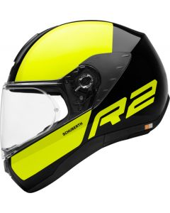 ΚΡΑΝΟΣ R2 DYNO YELLOW| SCHUBERTH