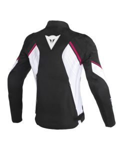 ΜΠΟΥΦΑΝ ΓΥΝΑΙΚΕΙΟ AVRO D2 TEX LADY BLACK/WHITE/FUXIA 2735190 | DAINESE