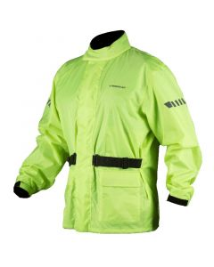 ΜΠΟΥΦΑΝ ΑΔΙΑΒΡΟΧΟ RAIN JACKET II YELLOW FLUO | NORDCAP