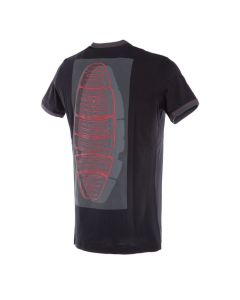 T-SHIRT PROTECTION BLACK 1896755| DAINESE