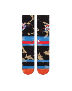 ΚΑΛΤΣΕΣ THUNDER ACID WASH BLUE M558C18THU| STANCE