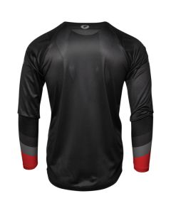 ΜΠΛΟΥΖΑ ASSIST LONG SLEEVE BLACK/GRAY JERSEY| THOR