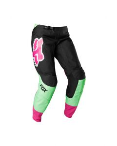 ΓΥΝΑΙΚΕΙΟ ΠΑΝΤΕΛΟΝΙ MX 180 WOMENS FYCE PANT 23964-922 MUL BLACK/GREEN/PINK| FOX