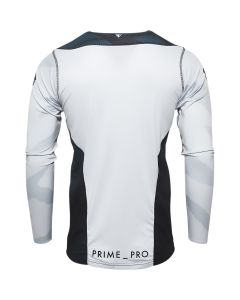 ΜΠΛΟΥΖΑ MX PRIME PRO CAST WHITE/MIDNIGHT JERSEY| THOR