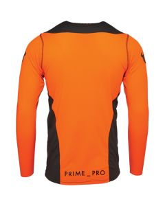 ΜΠΛΟΥΖΑ MX PRIME PRO UNRIVALED CHARCOAL/FLO ORANGE JERSEY| THOR