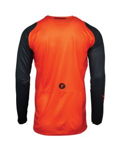 ΜΠΛΟΥΖΑ MX PULSE RACER ORANGE/MIDNIGHT JERSEY| THOR
