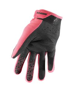 ΓΑΝΤΙΑ MX WOMEN'S SPECTRUM BLACK/PINK GLOVES| THOR