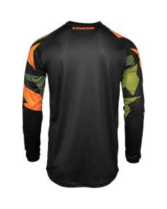 ΠΑΙΔΙΚΗ ΜΠΛΟΥΖΑ MX YOUTH SECTOR WARSHIP GREEN ORANGE JERSEY| THOR