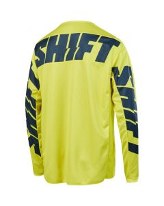 ΜΠΛΟΥΖΑ MX YOUTH WHIT3 YORK YELLOW/NAVY 21710-079 | SHIFT