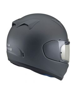 ΚΡΑΝΟΣ PROFILE-V PLAIN GUN METALLIC FROST| ARAI