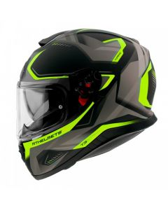 ΚΡΑΝΟΣ THUNDER 3 SV TURBINE C3 MATT BLACK/FLUO YELLOW| MT