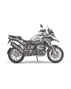 ΕΞΑΤΜΙΣΗ S-B12SO16-HAABL ΓΙΑ BMW R 1200 GS 13-18/R 1200 GS Adventure 14-18| AKRAPOVIČ