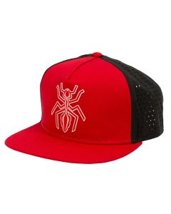 ΚΑΠΕΛΟ SPIDER FLAT TRUCKER CAP RED / ANTHRACITE GREY 2043011| MARC MARQUEZ