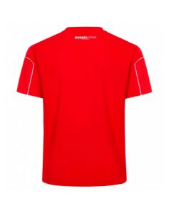 T-SHIRT DUCATI CORSE RED / WHITE STRIPES 2036009 | DUCATI RACING COLLECTION