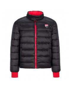 JACKET PADDED REVERSIBLE DOUBLE-FACE BLACK / RED 2066001| DUCATI RACING COLLECTION