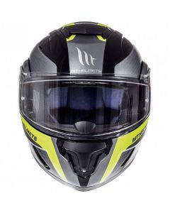 ΚΡΑΝΟΣ OPTIMUS SV TARMAC MATT BLACK / YELLOW FLUO | MT