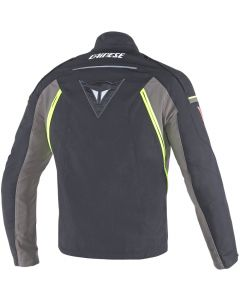 ΜΠΟΥΦΑΝ RAINSUN D-DRY BLACK / DARK GULL GREY / FLUO YELLOW 1654573 | DAINESE