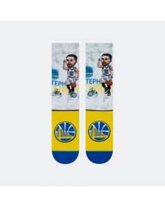 ΚΑΛΤΣΕΣ CURRY BIG HEAD BLUE M548A19CUR| STANCE