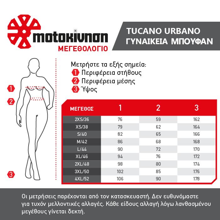 Tucano Urbano Γυναικεία Μπουφάν
